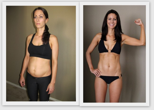 elaine-before-and-after-insanity-pic