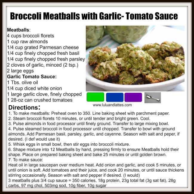 broccolimeatballs