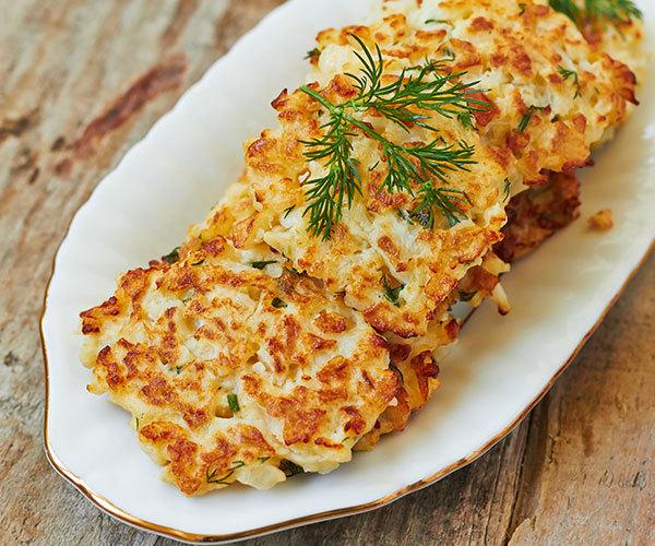 Baked-Cauliflower-Latkes-Roundup
