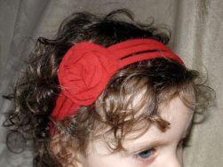 Upcycled Child T-Shirt Headband