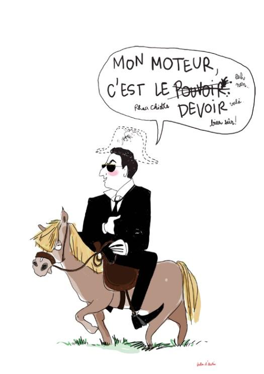 Sarkozy II - Lulu d'Ardis