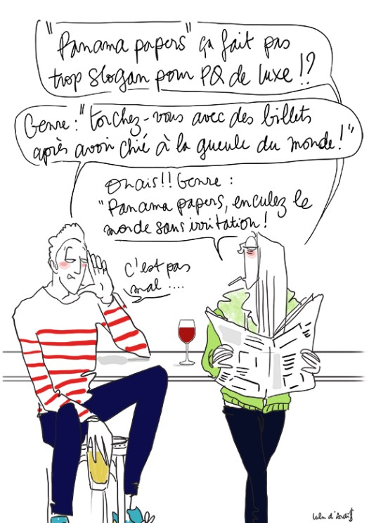 panama papers - Lulu d'Ardis
