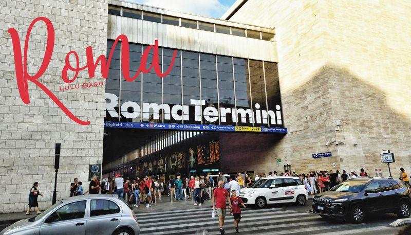 羅馬Termini 住宿飯店推薦總整理:從車站就能走到便宜又舒適的飯店 - LULUDASU 繽紛真實
