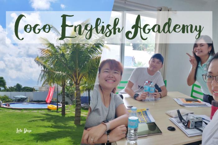 菲律賓遊學 長灘島超渡假的學校Coco English Academy·最陽光的英文學習日記