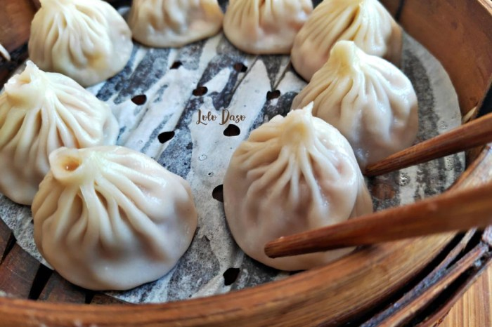 上海美食 南翔饅頭店·饅頭店裡只有小籠包!中華老字號的上海美食