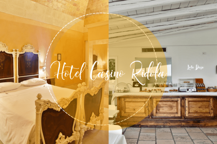 馬泰拉住宿推薦|Matera設計旅店推薦・適合自駕的舒適旅館Hotel Casino Ridola