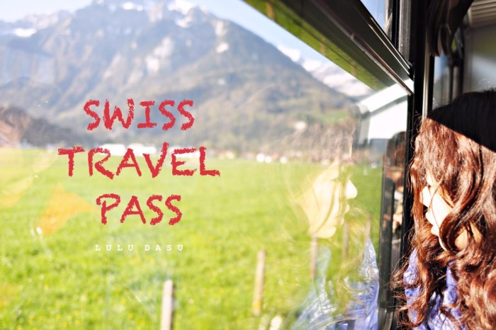 瑞士火車通行證|Swisspass瑞士交通通行證攻略:如何購票、價錢、使用懶人包