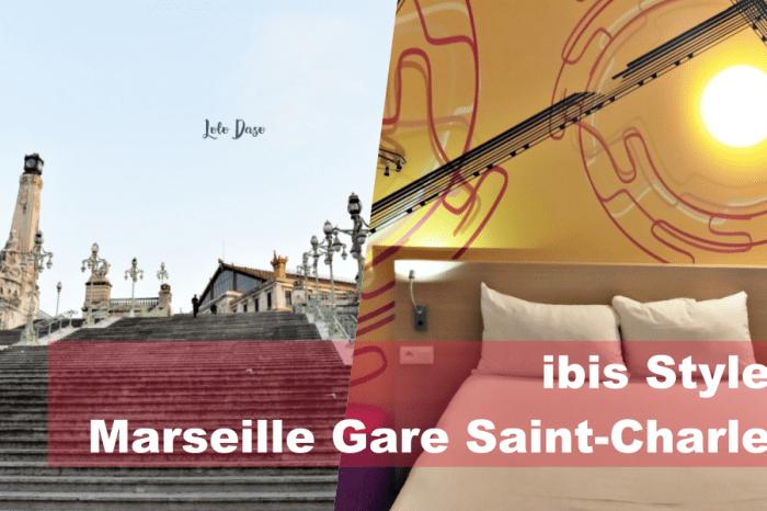 馬賽火車站附近住宿|火車站前的平價宜必思·ibis Styles Marseille Gare Saint-Charles