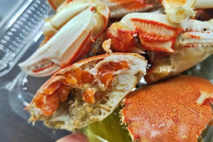 淡水新居民的閒晃|意外發現八里隱藏版美食:夜市小吃·無名百元現蒸螃蟹・吃的太滿足啦!