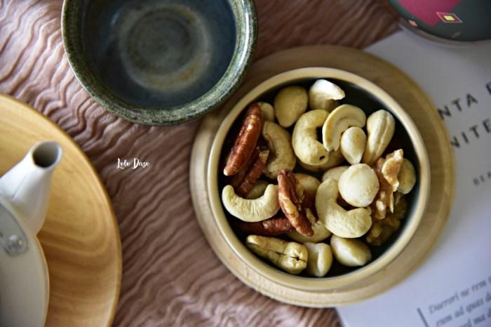 吃到全家人集體團購的堅果樂園 堅果禮盒低溫烘培·健康堅果飲食 年節過節送禮推薦