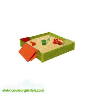 bac-a-sable-120x120x120-en-bois-traite-avec-bache-et-2-assises