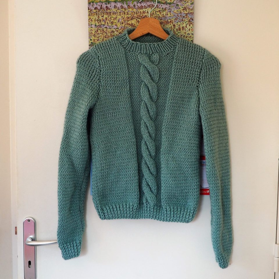 Big Cable Pullover