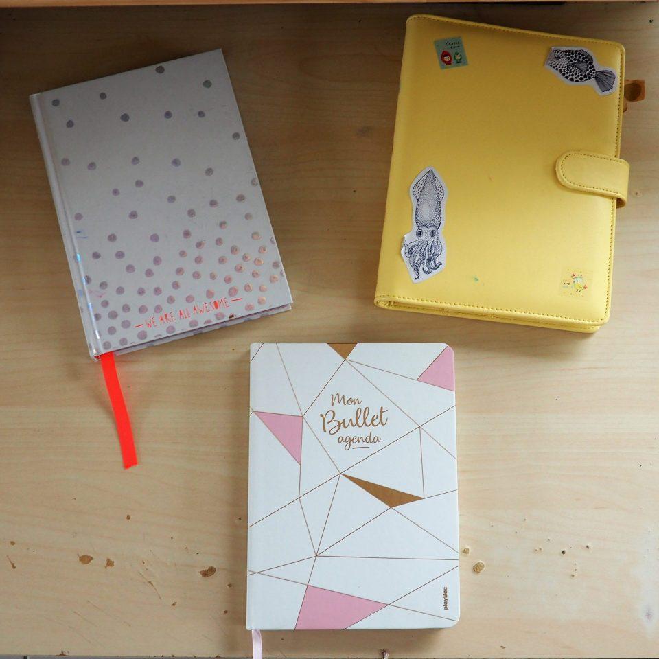 choix Bullet Journal