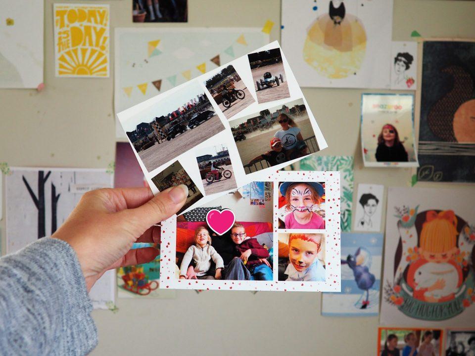 Fizzer cartes postales