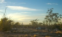 Taste Of Hot And Dry Outback. Living