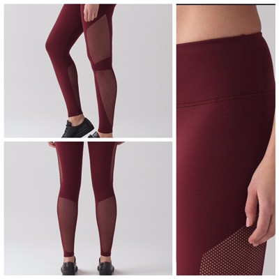 ec9db1086a ... these and by Lululemon lately in general. But for the mostpart these  scream fragile to me, and I just can't afford $118 tights that I'm afraid  to wear.