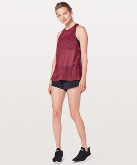 Ruby Wine Extra Mile Tank