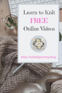Free Knitting Classes