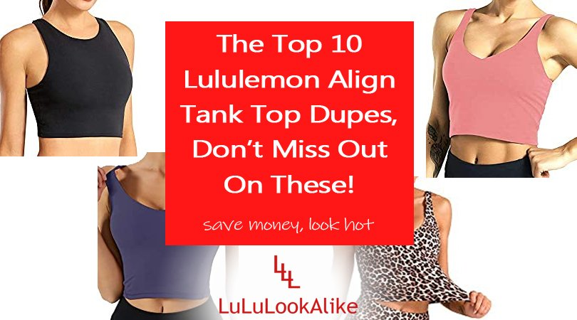 Align Tank Top Post Title Image