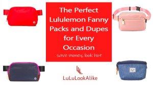 Lululemon Fanny Packs