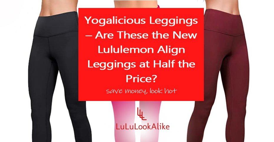 Lululemon vs Yogalicious Title