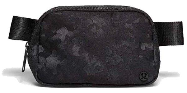 Black Lululemon Everywhere Bag Belt