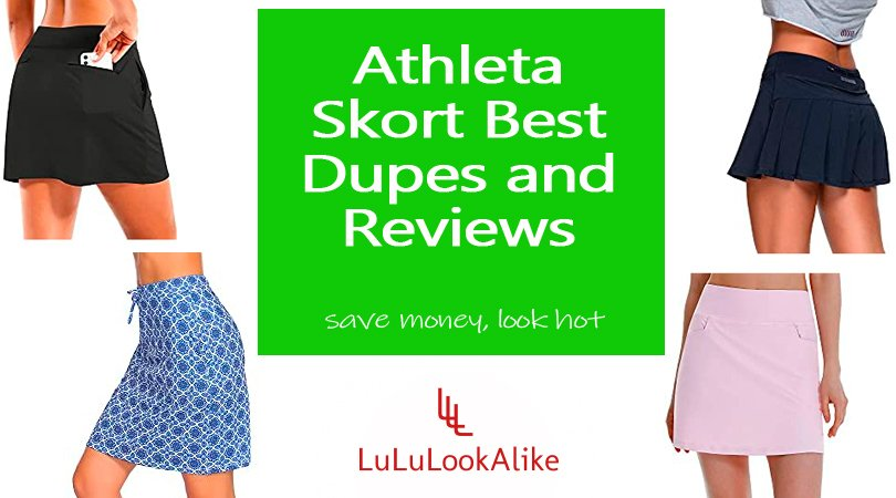 Athleta Skort Featured Image