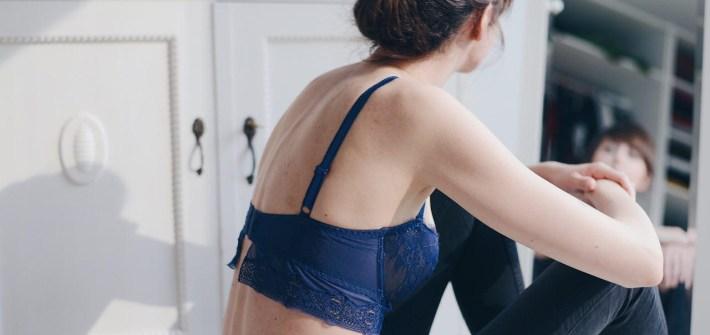 Das Phänomen Tabu am Beispiel von Frauen in Unterwäsche © Luisa Sancelean