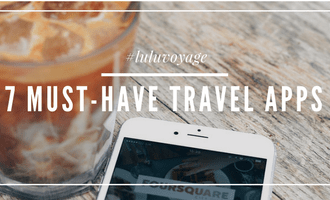 7 Must-Have Travel Apps