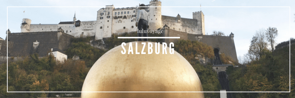 Luluvoyage Travel Guide: Salzburg © Luisa Sancelean