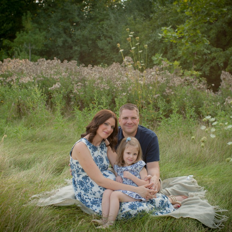 Maternity Sunset -Dupage County, IL Maternity Photographer