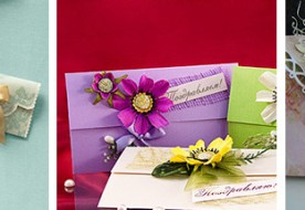 Конверт на свадьбу своими руками: новый облик традиционного конверта
