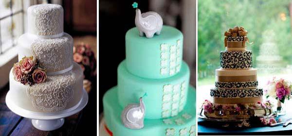 украшение свадебных тортов фото