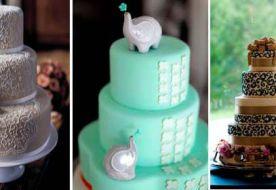 Оригинальные свадебные торты: как выбрать свой вариант?