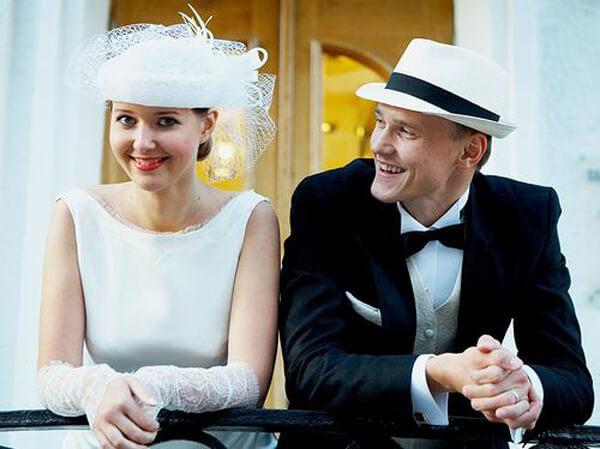 Свадьба в стиле ретро требует особой подготовки
