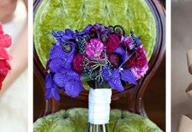 Цветы для букета невесты: выбираем цвет, создаем, фантазируем