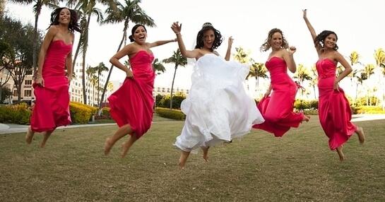 Невеста танцует Гангнам