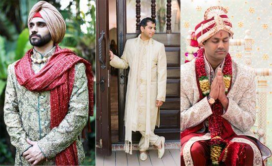 Наряд индийского жениха