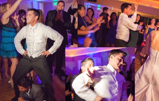 Жених танцует в стиле гангам стайл