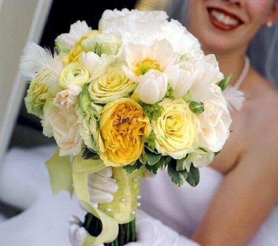 тюльпаны и розы