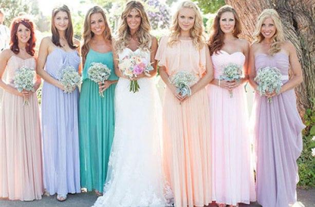 Стильная свадьба в греческом стиле