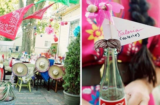 Свадьба в мексиканском стиле. Организация