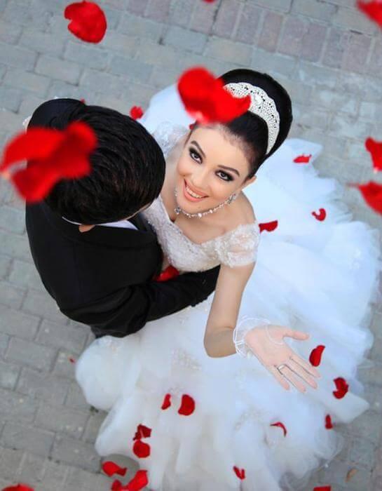 Невеста в стиле Лас-Вегас
