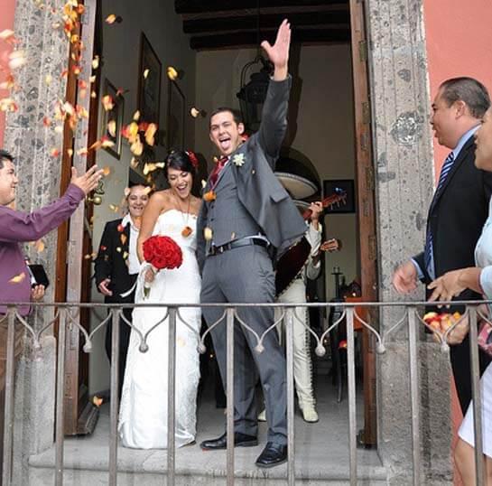 Какой должна быть свадебная церемония в мексиканском стиле