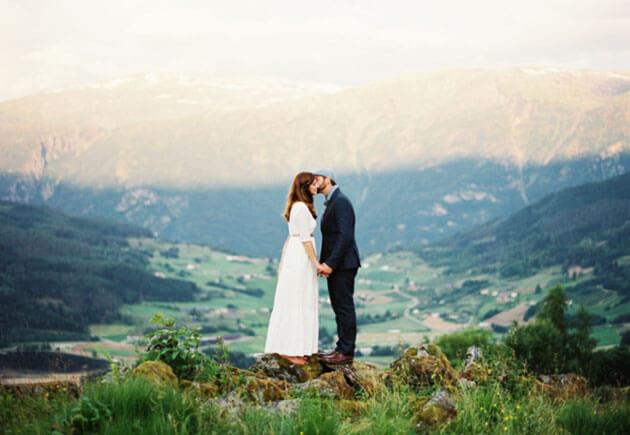 Как оформить свадьбу в эко стиле?