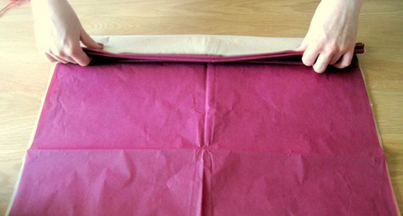 Помпоны из бумаги пошаговая инструкция