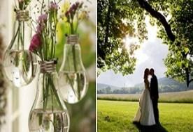 Свадьба в эко-стиле – торжество в гармонии с природой