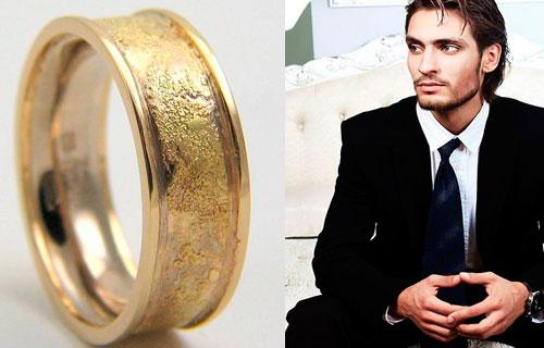 жених с кольцом