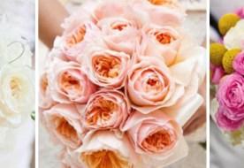 Свадебные букеты из роз: что может быть очаровательнее нежной классики?