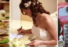 Как организовать свадьбу? Советы, которые позволят избежать распространенных ошибок